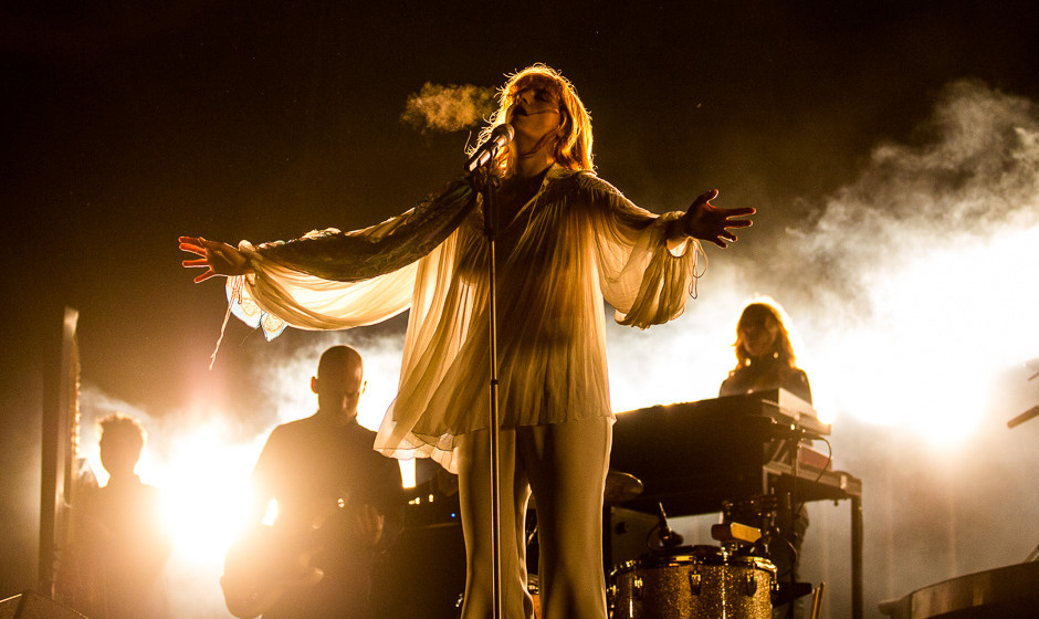 Florence + The Machine beim Southside 2015