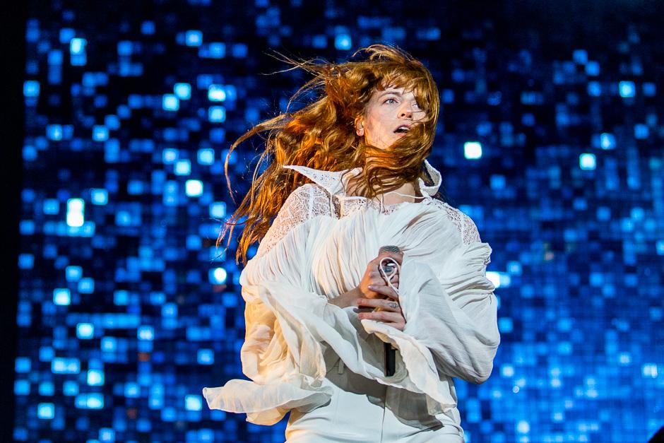 Einer der Headliner beim Apple Festival 2015: Florence + The Machine