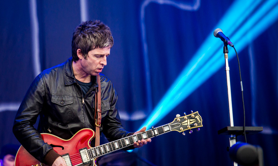 Noel Gallagher's High Flying Birds beim Southside 2015