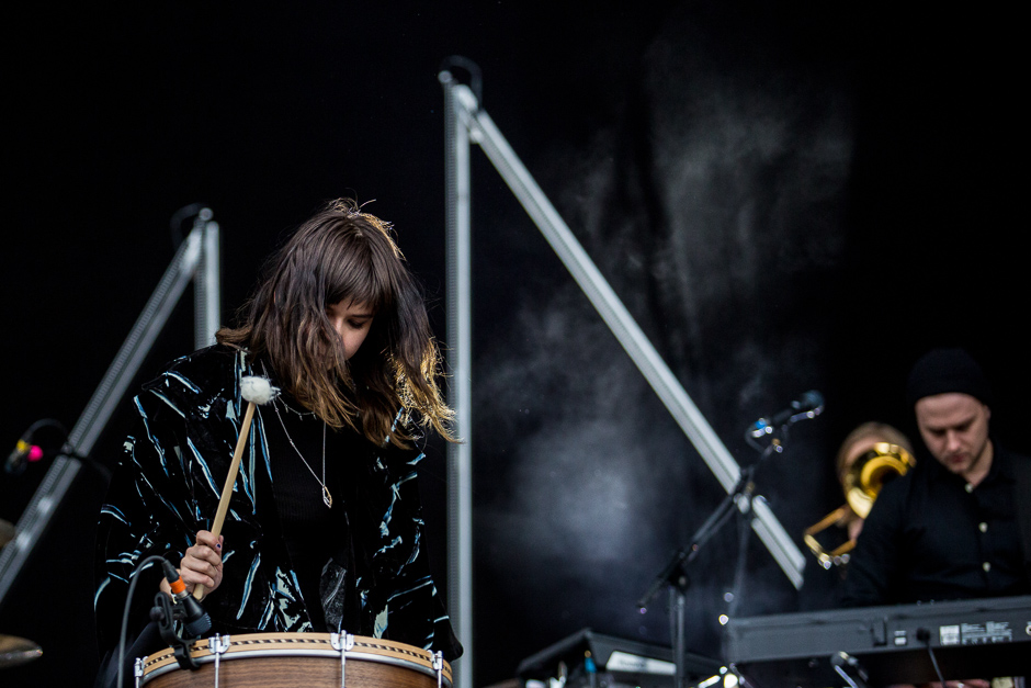 Of Monsters And Men beim Southside 2015