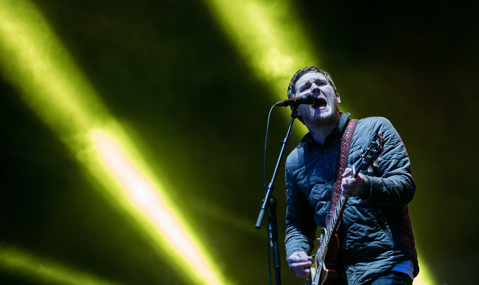 The Gaslight Anthem beim Southside Festival 2015
