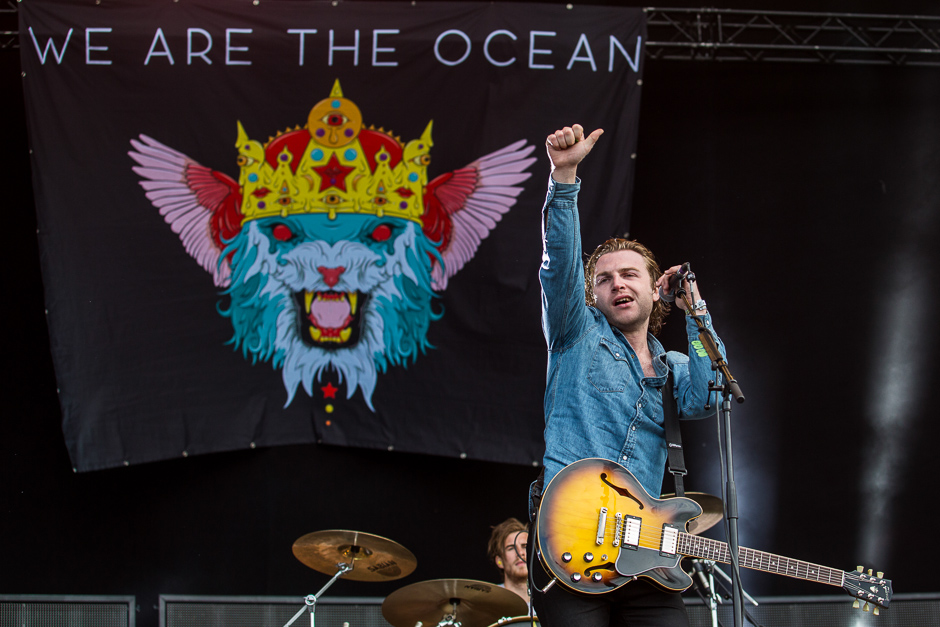 We Are The Ocean beim Southside Festival 2015