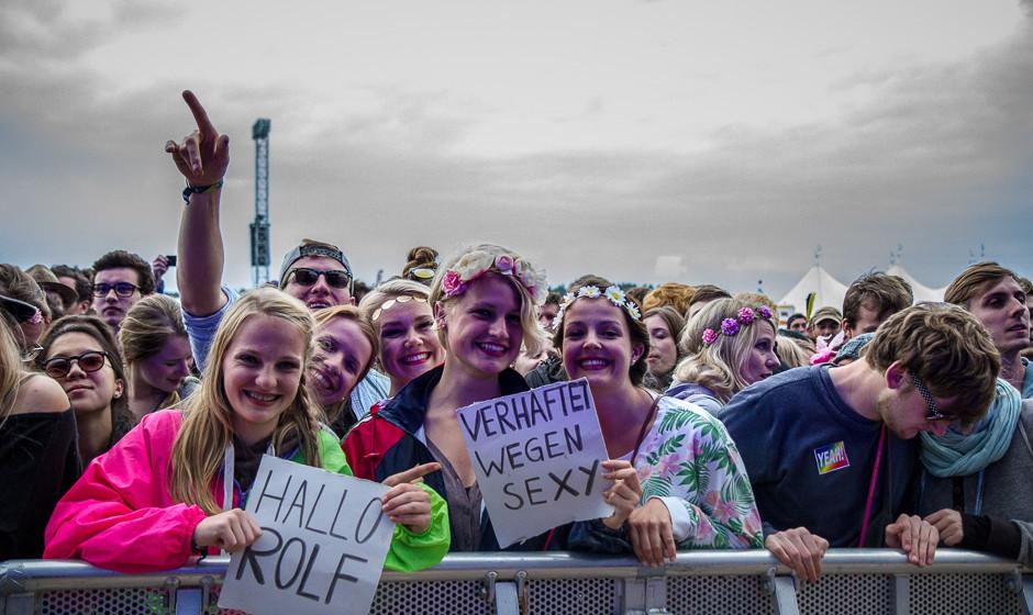 Southside 2015 - das Publikum