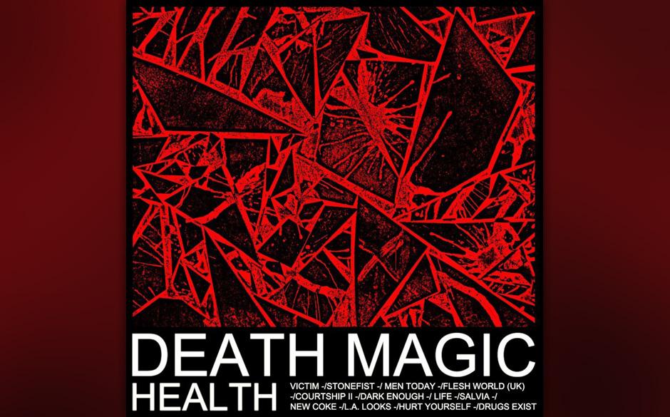 Health - 'Death Magic' (VÖ: 07.08.2015)