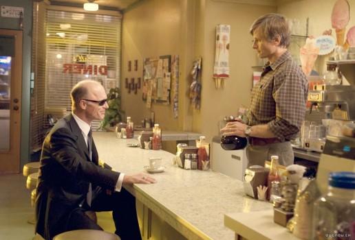 "Ed Harris (li.), Viggo Mortensen in ""A History Of Violence"""