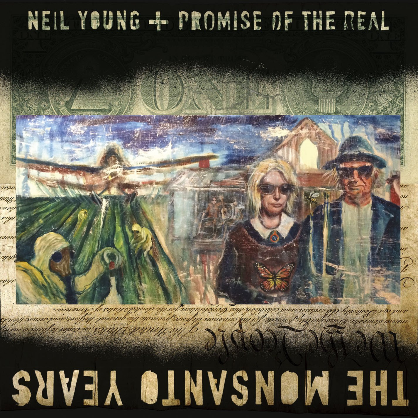 Neil Young - 'The Monsanto Years'