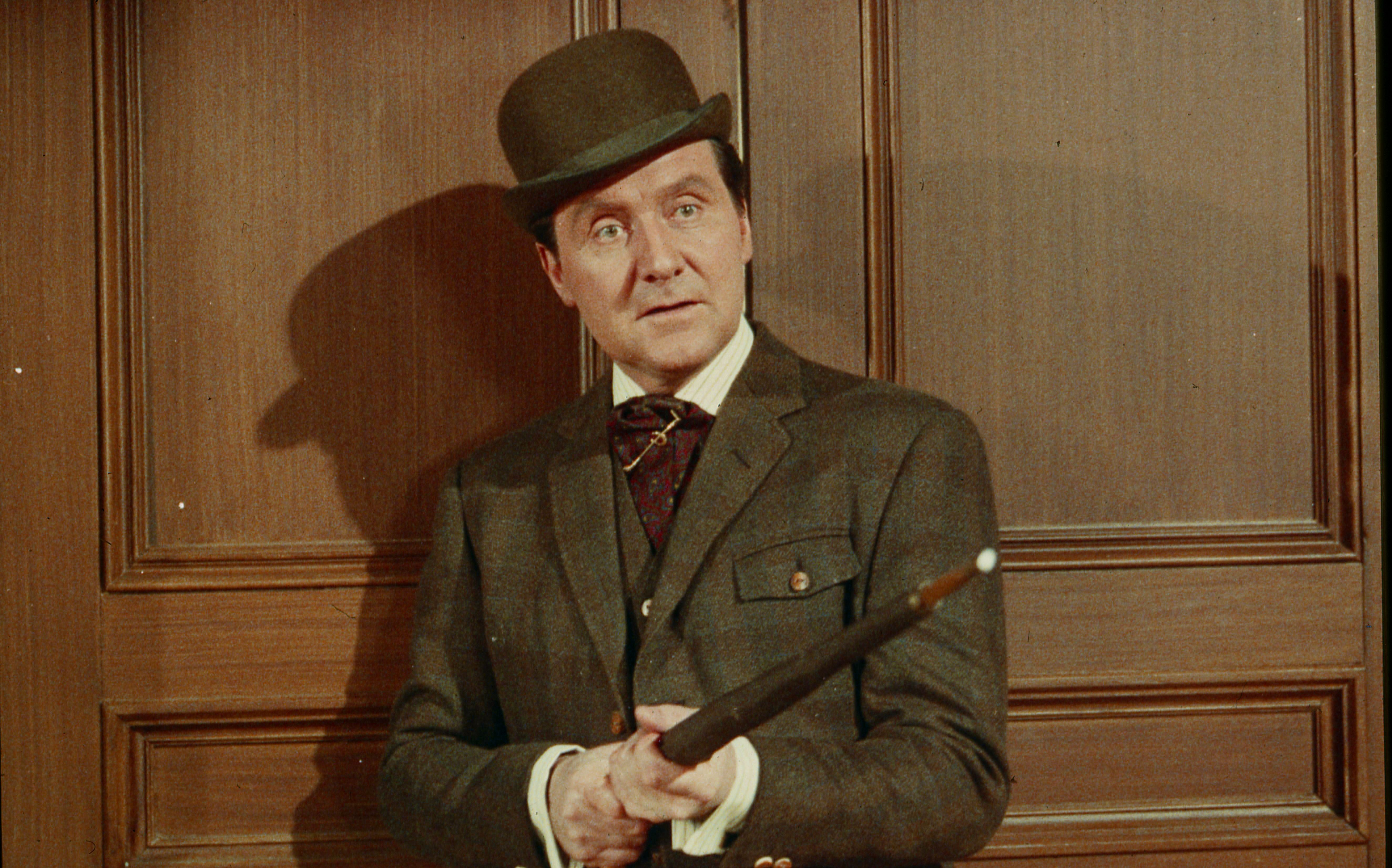 June 25, 2015 - Actor PATRICK MACNEE, star of 'The Avengers' TV series, has died in California at the age of 93. The Briton,