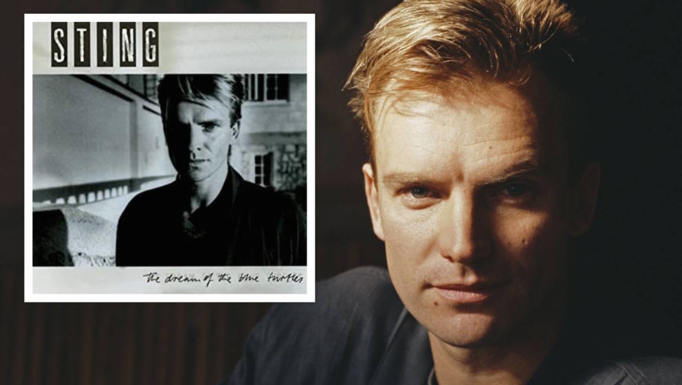 "Sting und seine erste Solo-Platte ""The Dream of the Blue Turtles"""