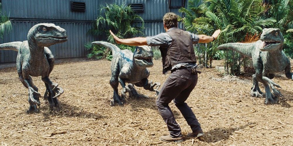 JURASSIC WORLD, Chris Pratt, 2015. ©Universal Pictures