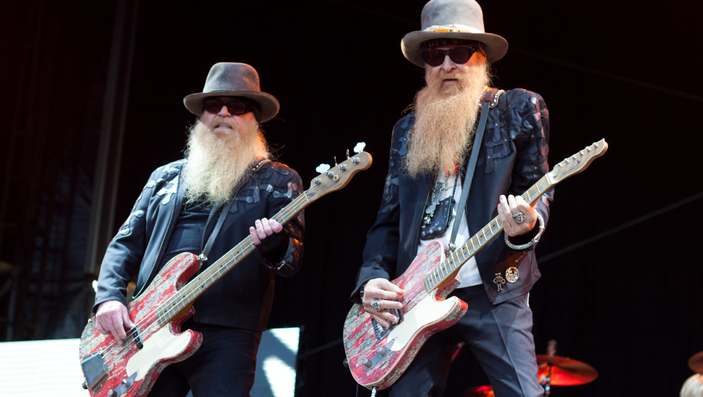 ZZ Top live in Berlin