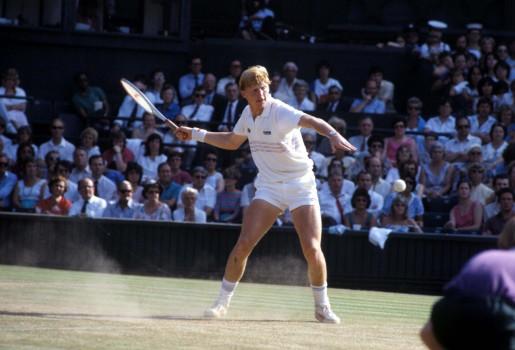 1985 WIMBLEDON CHAMPIONSHIPS