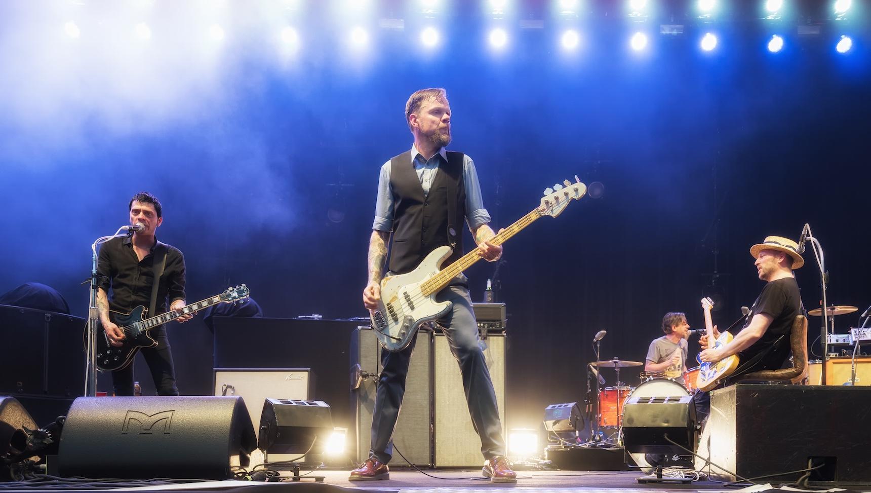 Beatsteaks live in Berlin am 4. Juli