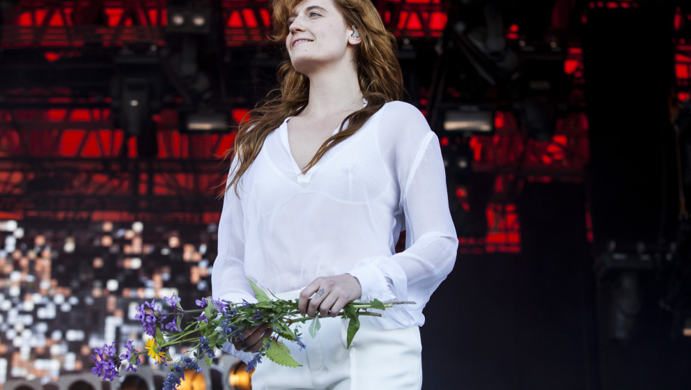 Florence + The Machine live beim Roskilde Festival 2015
