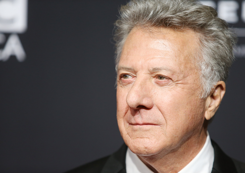 BEVERLY HILLS, CA - OCTOBER 30:  Dustin Hoffman arrives at the BAFTA Los Angeles Jaguar Britannia Awards held at The Beverly