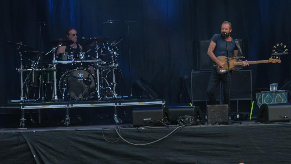 Sting live in Mönchengladbach