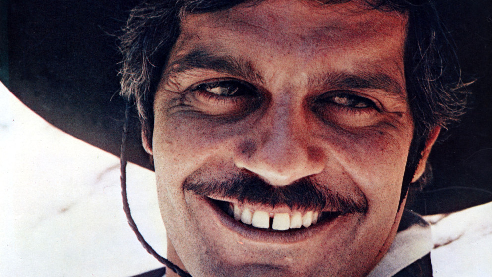 McKENNA'S GOLD (US 1969) COLUMBIA PICTURES OMAR SHARIF     Date: 1969 (Mary Evans Picture Library) Keine Weitergabe an Drittv
