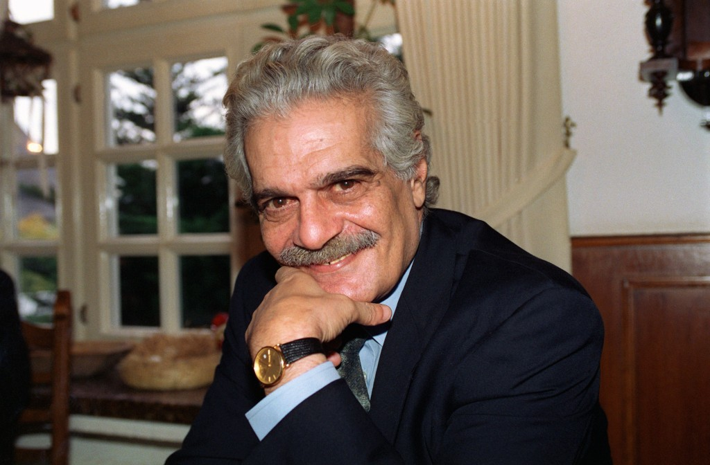 Schauspieler Sharif