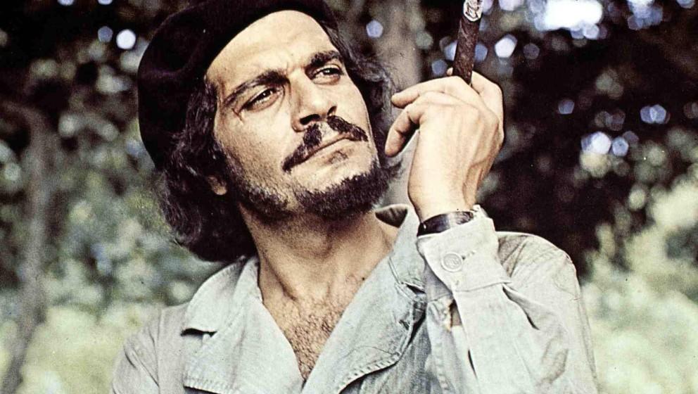 Che!  (1969) Omar Sharif Schließlich geht Che Guevara (Omar Sharif) nach Bolivien, wo er dann ums Leben kommt. Regie: Richar