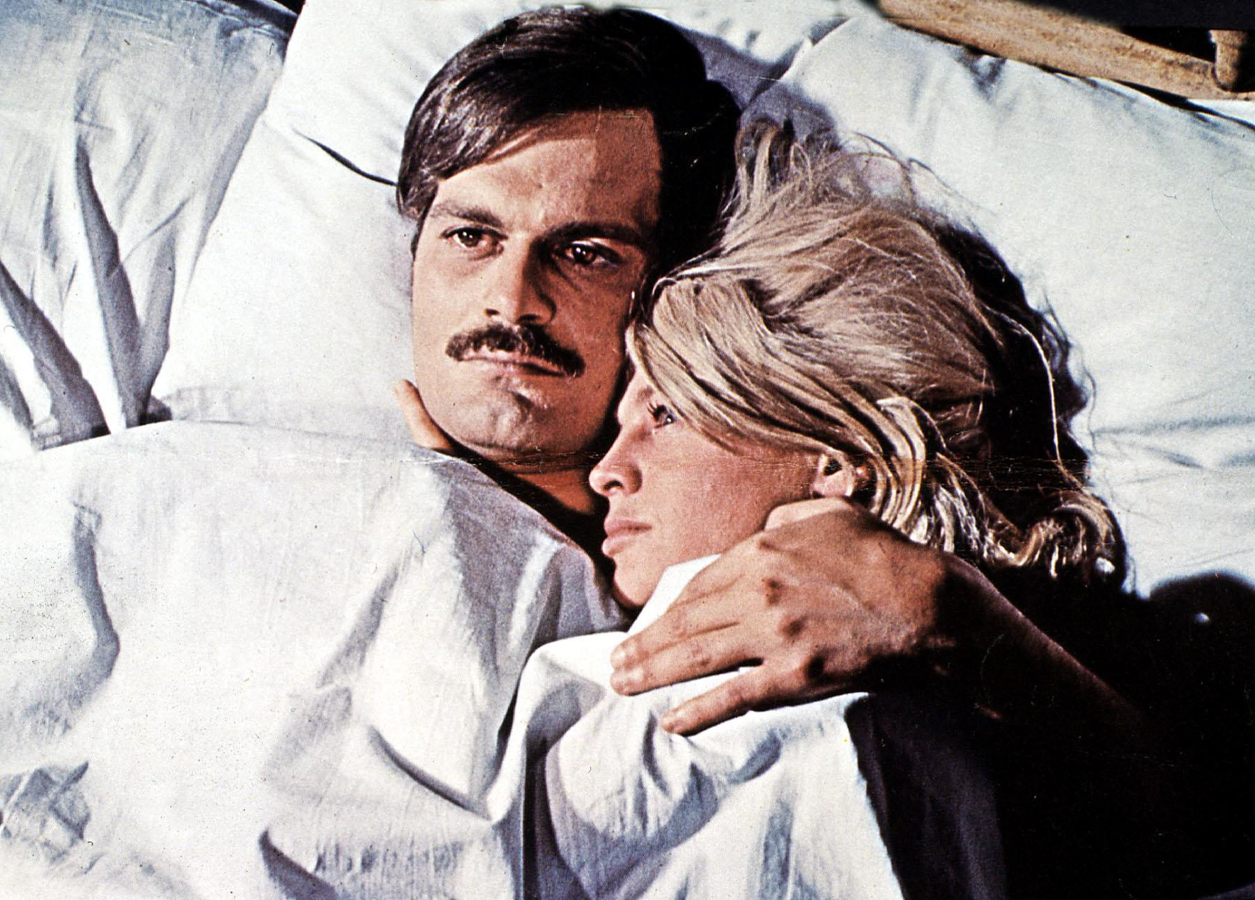 Doctor Zhivago  (1965) Omar Sharif, Julie Christie   Dr. Schiwago (Omar Sharif) trifft als Arzt an der Front seine grosse Lie