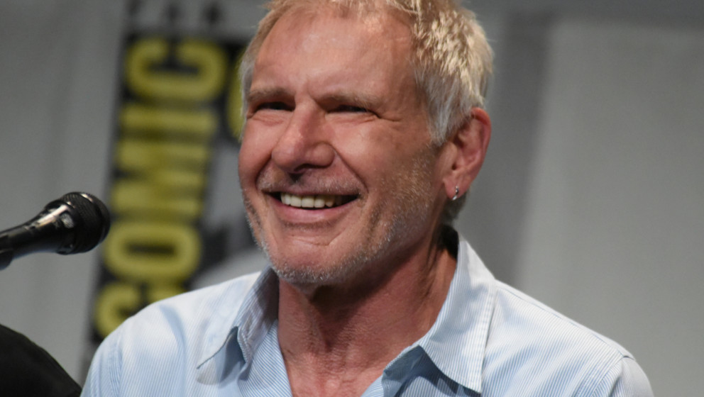 Harrison Ford besuchte überraschend die Comic-Con in San Diego