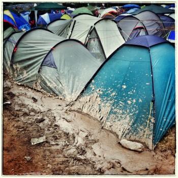 Alternative View - Glastonbury Festival