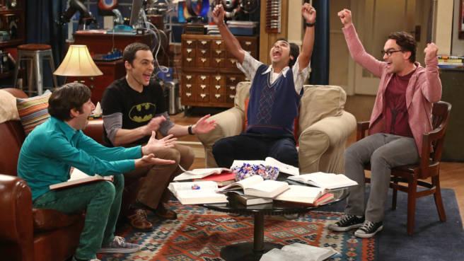 "Sitcoms wie ""Big Bang Theory"" laufen in Deutschland in Dauerschleife"
