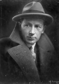 F.W.Murnau, um 1925