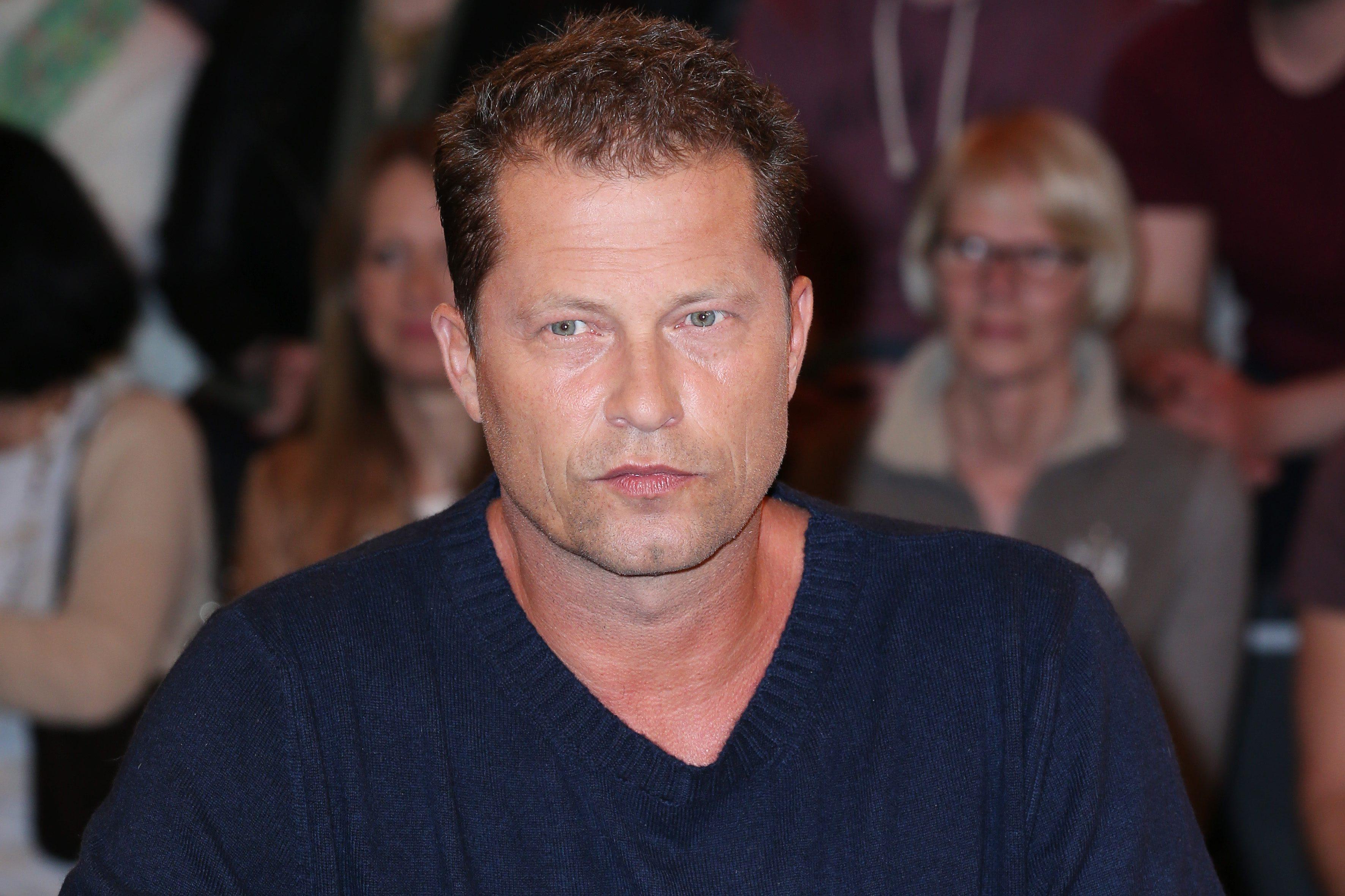 ZDF Talkshow Lanz am 17.03.15 in Hamburg mit Til Schweiger zaehlt zu Deutschlands beliebtesten Schauspielern. Auch als Autor,
