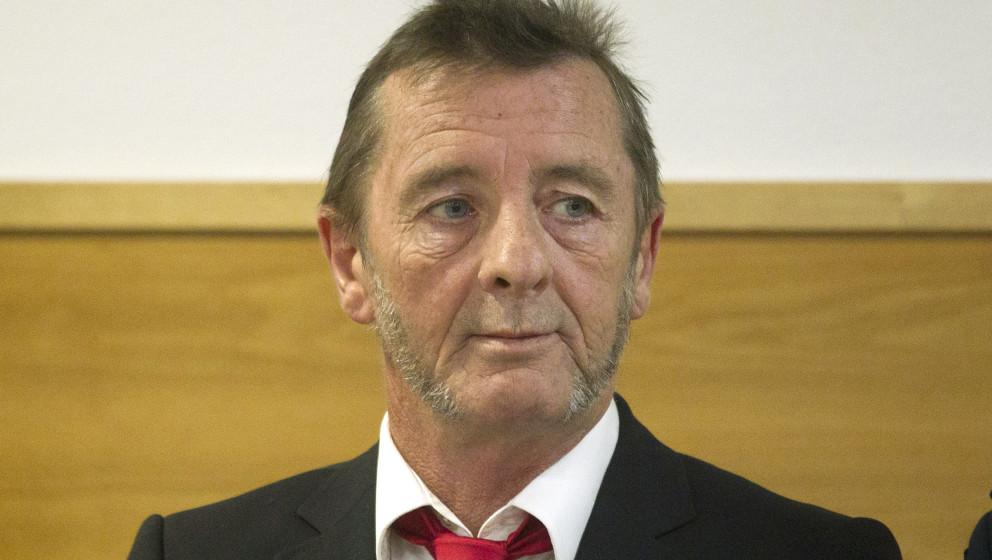 Ex-AC/DC-Drummer Phil Rudd ist schon wieder in Untersuchungshaft