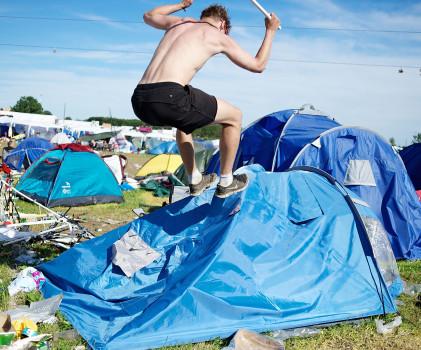 Roskilde Festival 2012 - Day 4
