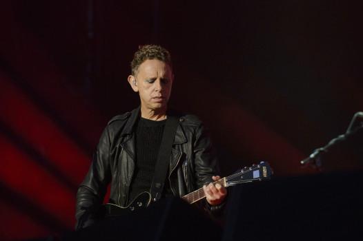 Depeche Mode Perform In Munich