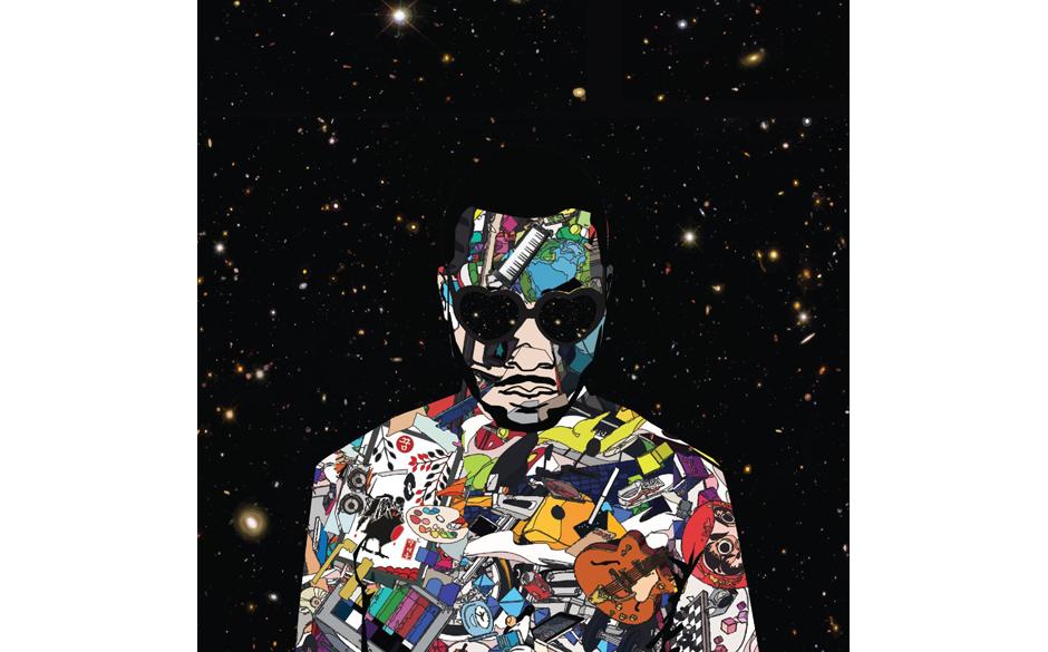 Seven Jr. Davies - 'Universes'