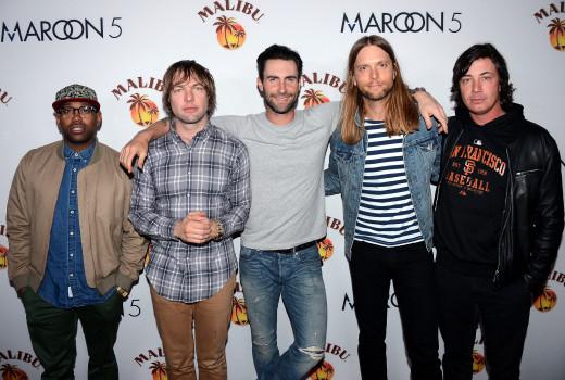 Alle Infos zu Maroon 5