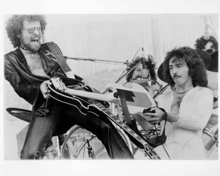 UNSPECIFIED - CIRCA 1970:  Photo of Blue Oyster Cult  (Photo by Richard McCaffrey/Michael Ochs Archives/Getty Images)