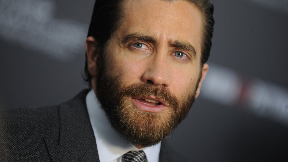 Image #: 38381179    Jake Gyllenhaal attends the 'Southpaw' New York premiere at AMC Loews Lincoln Square  on July 20,  2015