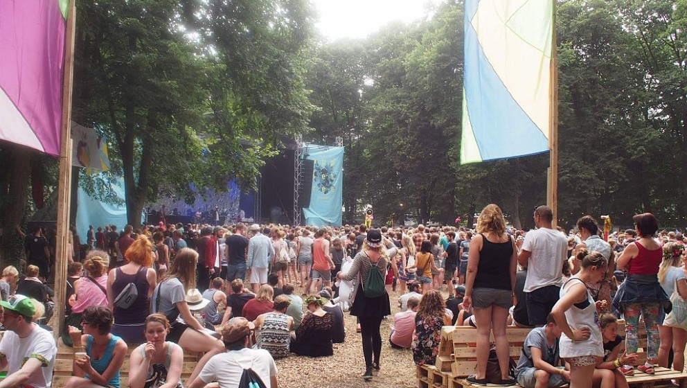 Appletree Garden Festival 2015