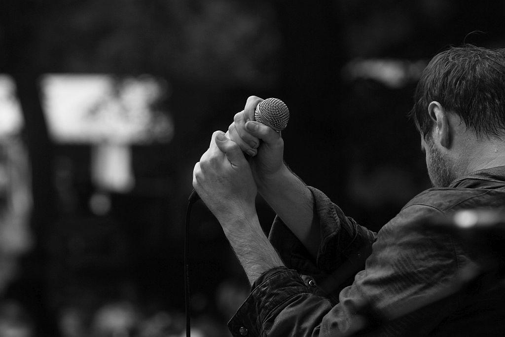 Wanda live beim Appletree Garden Festival