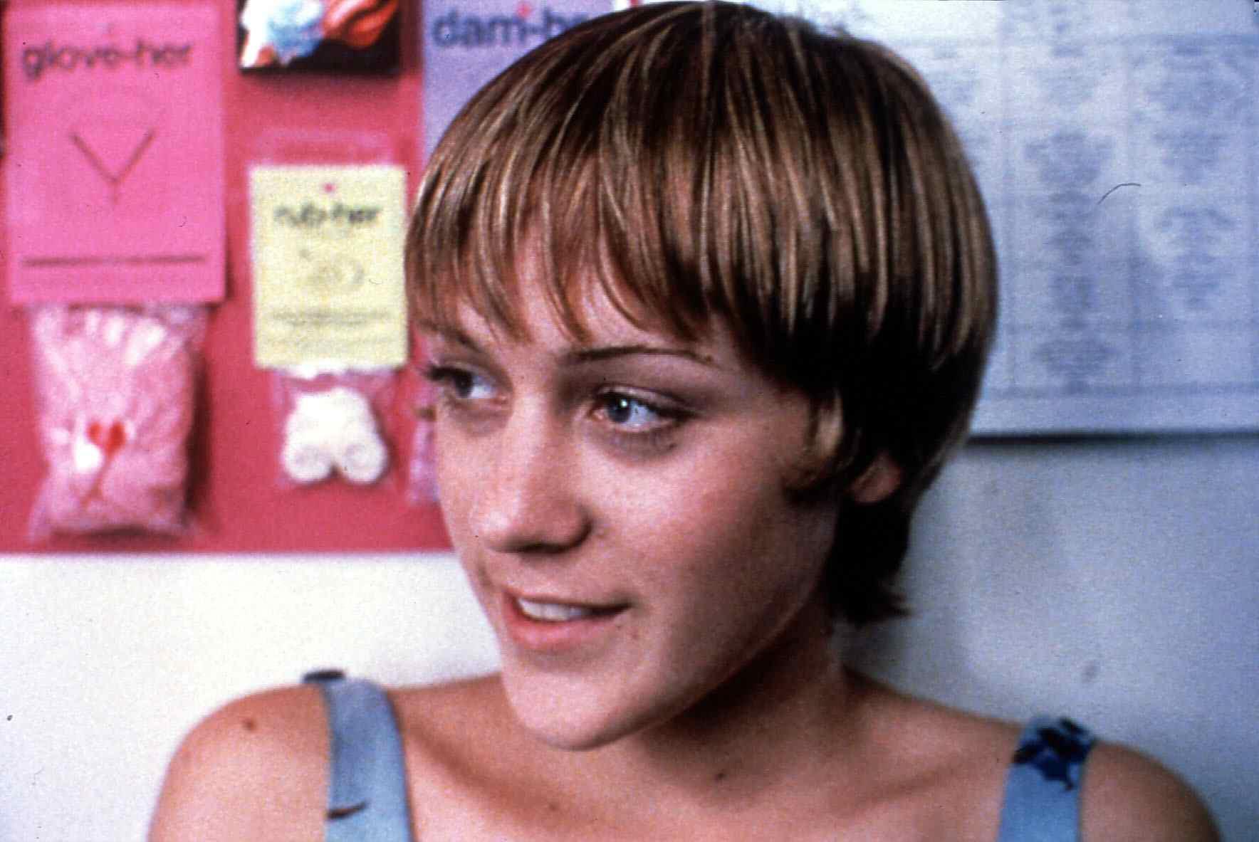 Kids  (1995) Chloe Sevigny   Auch Jennie (Chloe Sevigny) hat sich mit Telly eingelassen. Regie: Larry Clark , Miramax