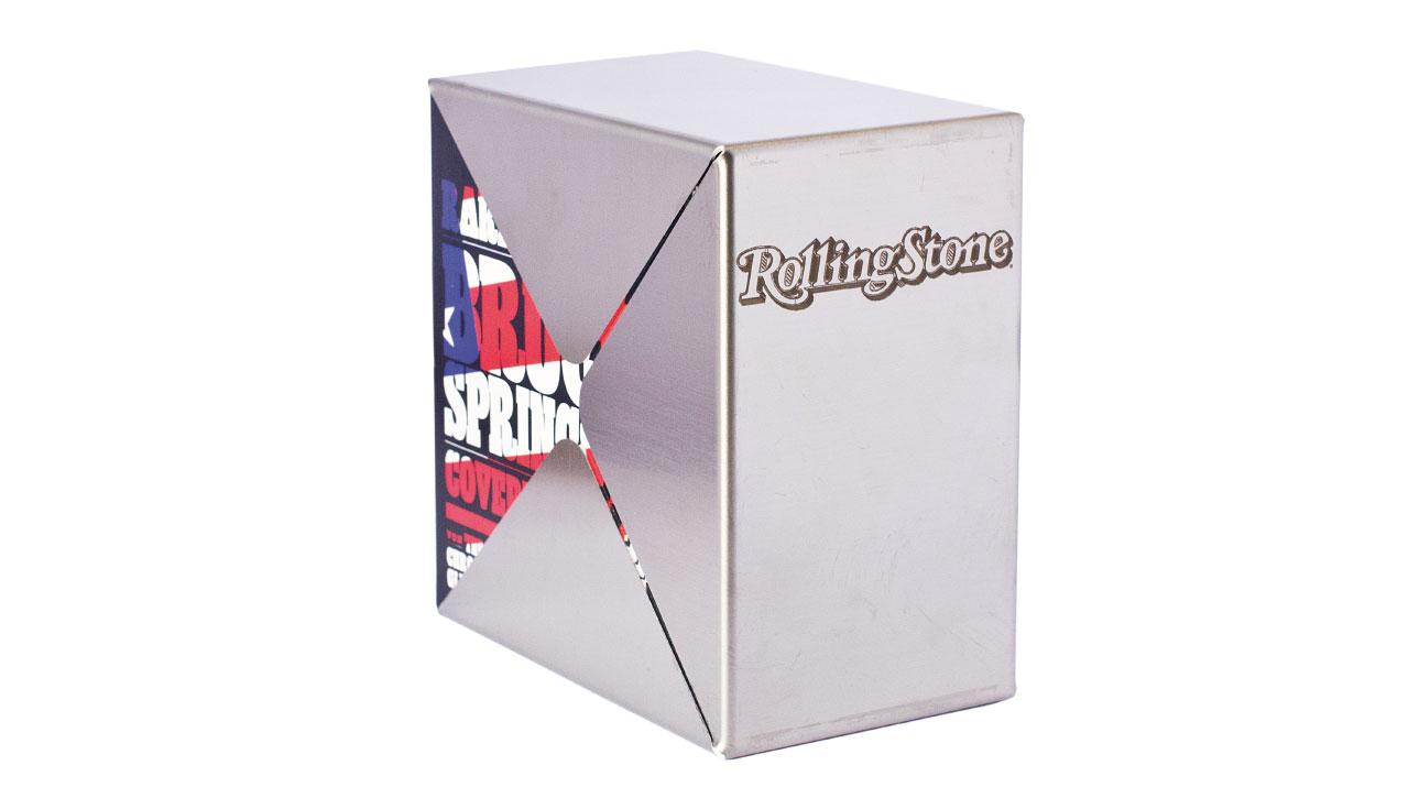 CD-Box aus Edelstahl