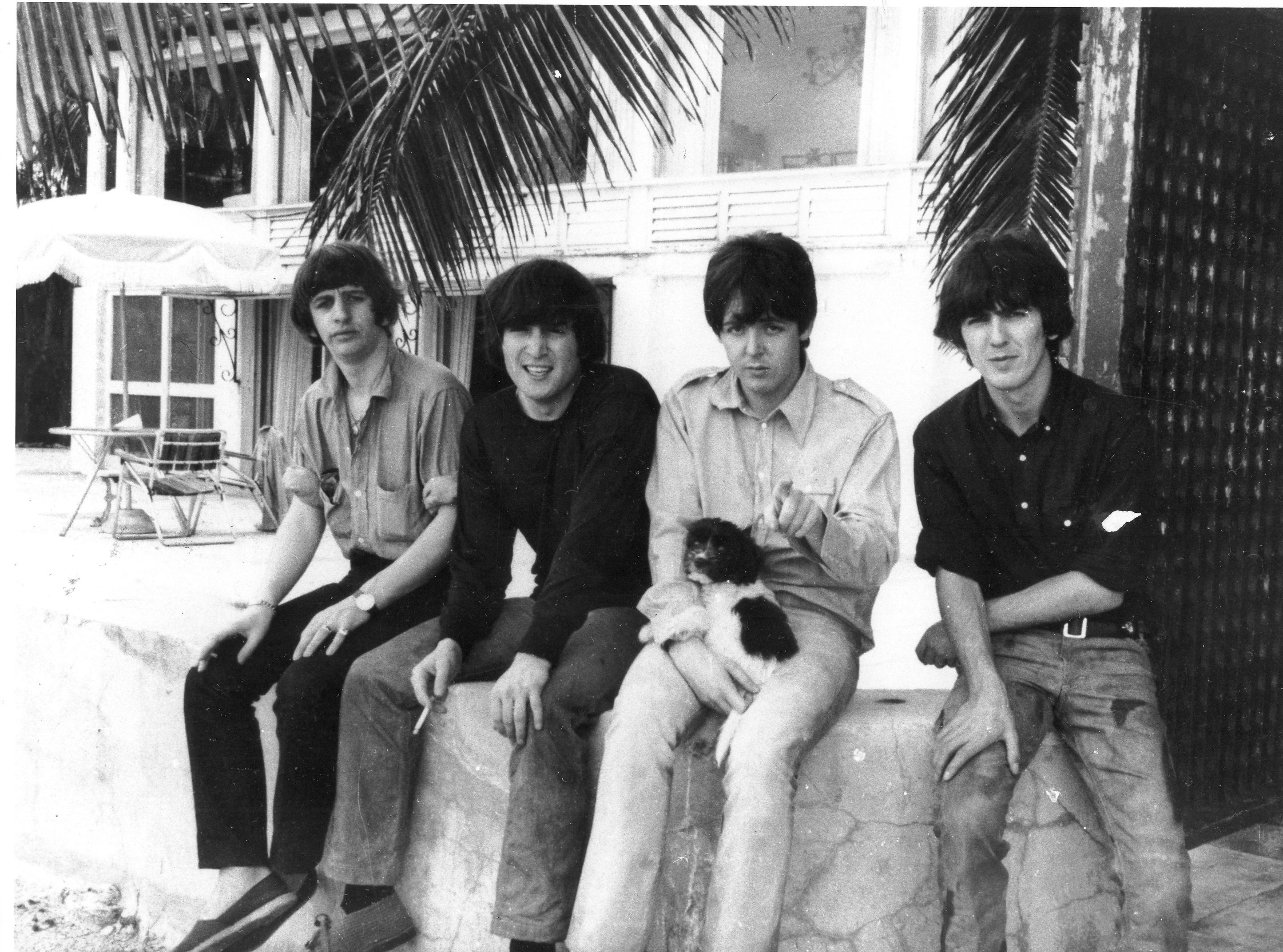 Vor 50 Jahren kam 'Help!' von den Beatles ins Kino