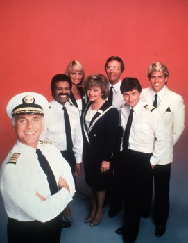 """US-Fernsehserie """"Love Boat"""""""