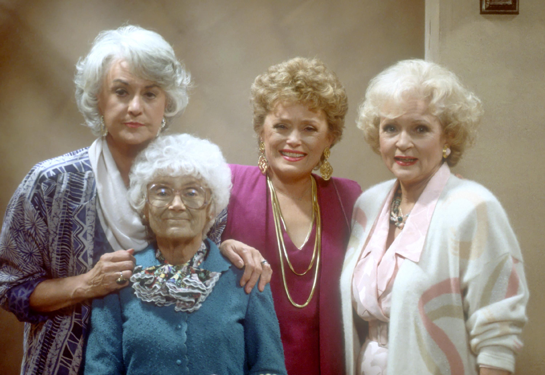 """Die 100 besten Serien: """"Golden Girls"""""""
