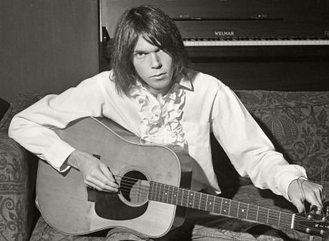 Neil Youngs drittes Soloalbum entstand in der wohl wichtigsten Phase seiner Karriere