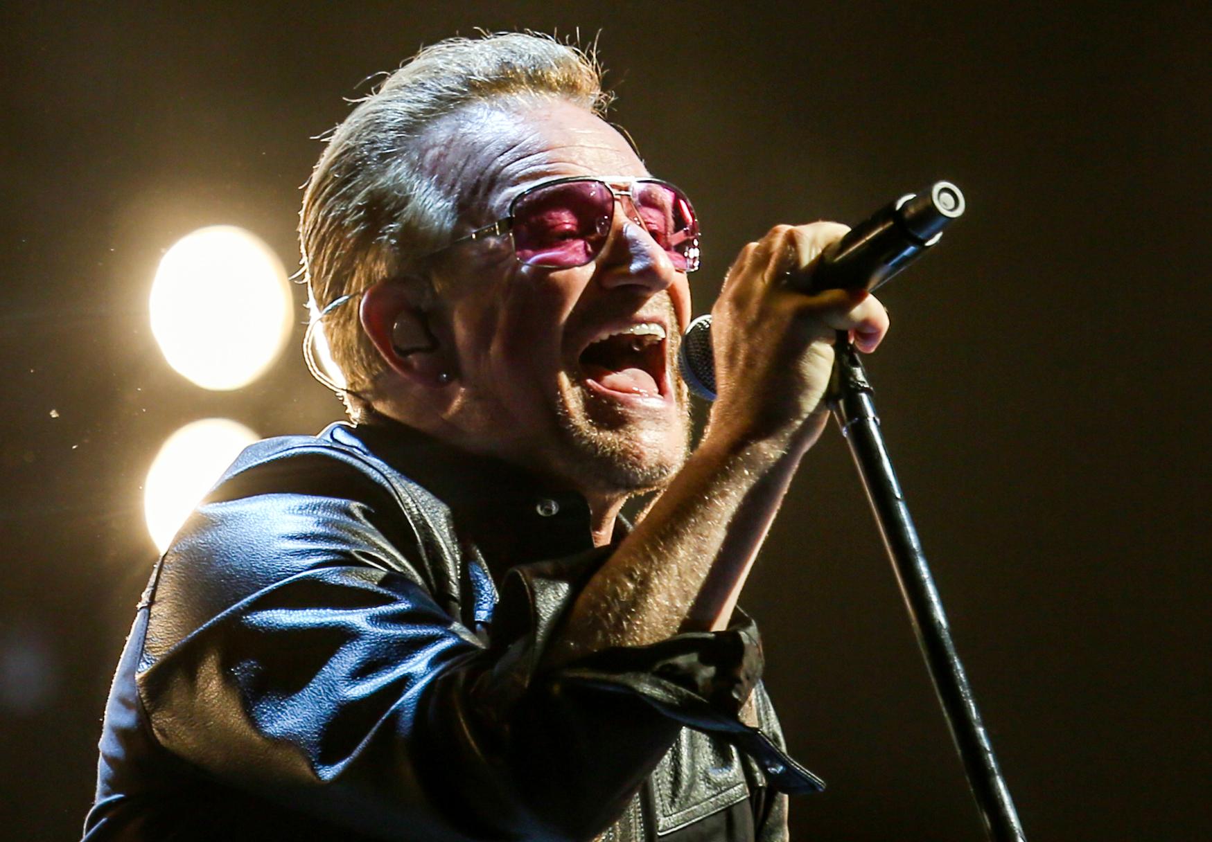 Bono will The Beatles zu Iren machen