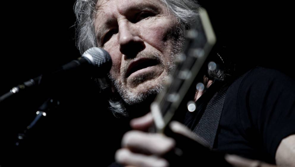 Norway 20110430.  Roger Waters in concert at Telenor Arena, outside Oslo, saturday night. Photo Stian Solum Lysberg