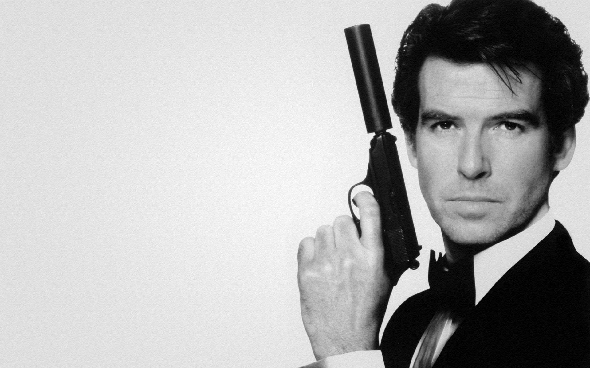 Ex-James-Bond-Darsteller Pierce Brosnan