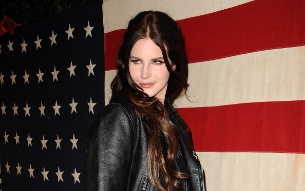 WEST HOLLYWOOD, CA - NOVEMBER 01:  Singer Lana Del Rey attends Nylon Magazine's 'America The Issue' celebration at Sunset Mar