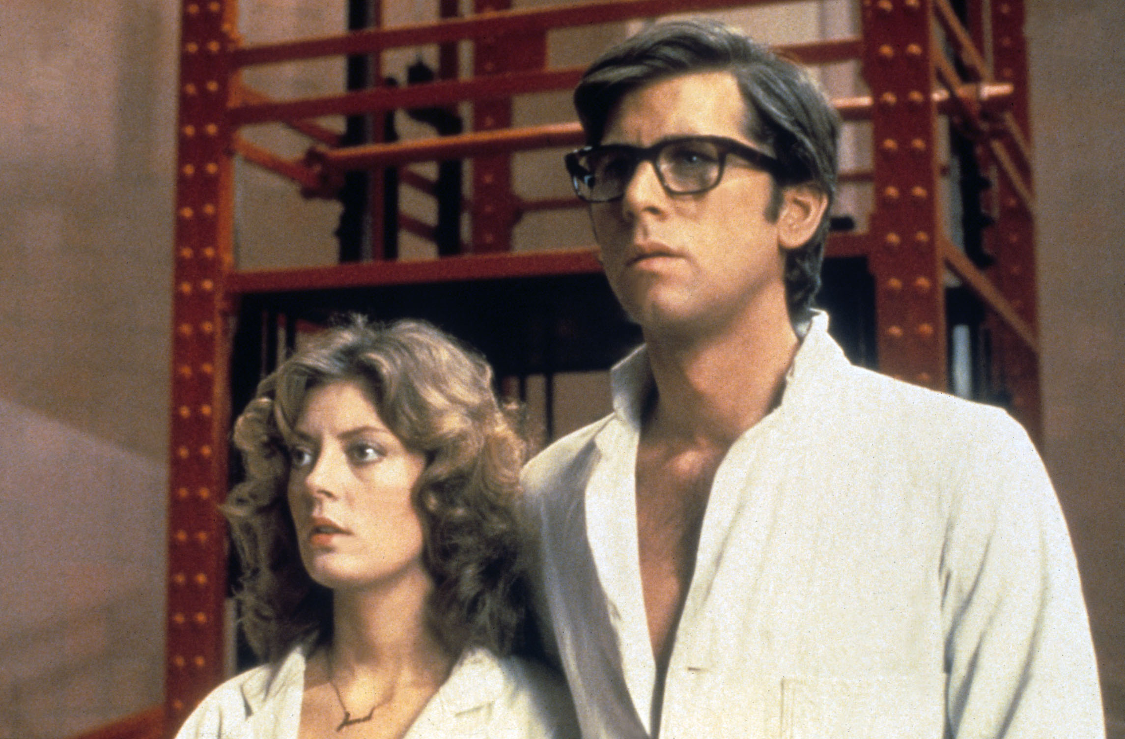 THE ROCKY HORROR PICTURE SHOW  [US / BR 1975]  SUSAN SARANDON, BARRY BOSTWICK     Date: 1975 (Mary Evans Picture Library) Kei