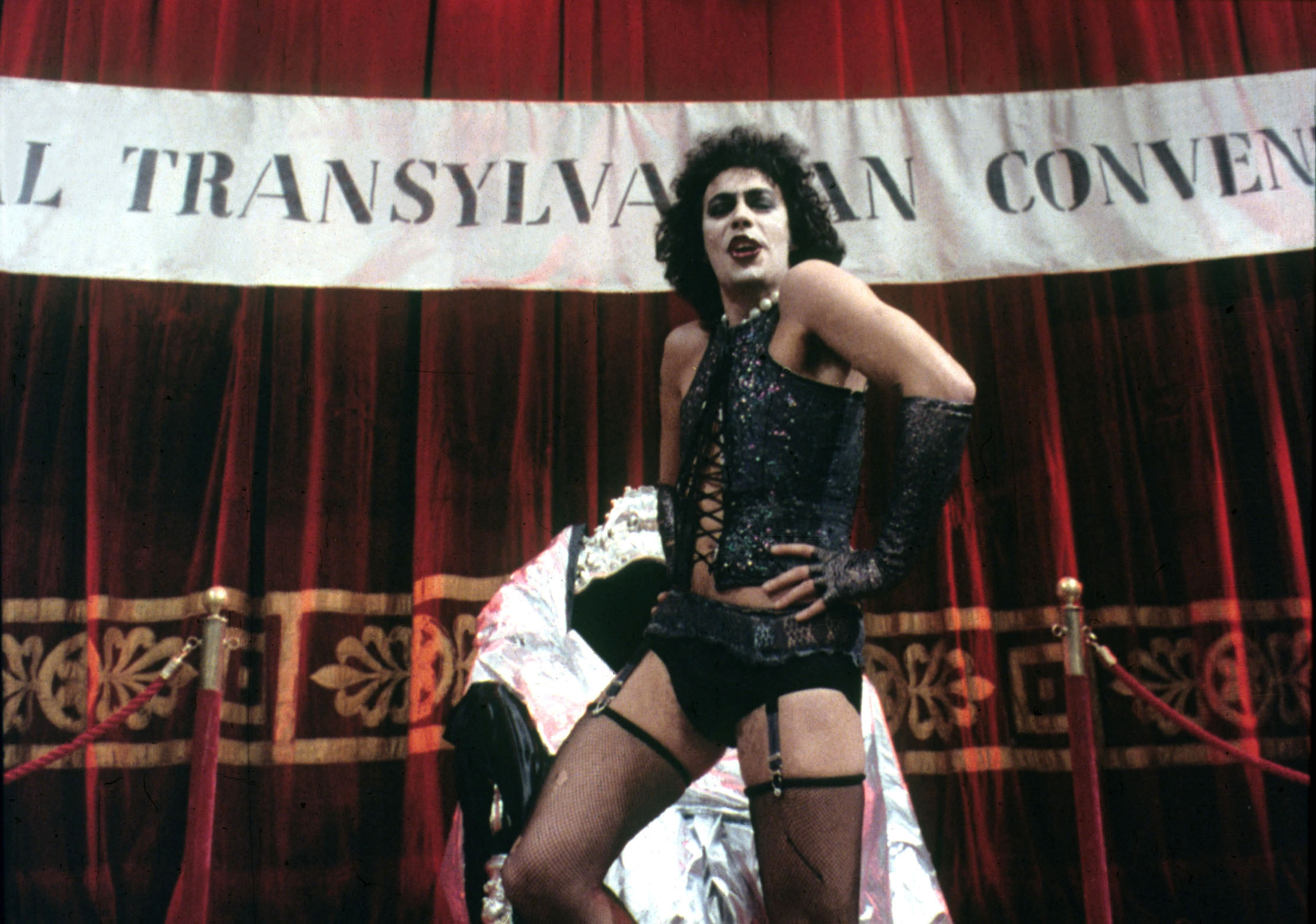 THE ROCKY HORROR PICTURE SHOW  [US / BR 1975]  TIM CURRY     Date: 1975 (Mary Evans Picture Library) Keine Weitergabe an Drit
