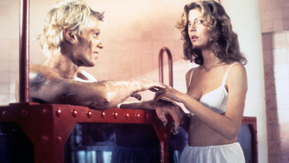 THE ROCKY HORROR PICTURE SHOW  [US / BR 1975]  PETER HINWOOD, SUSAN SARANDON     Date: 1975 (Mary Evans Picture Library) Kein